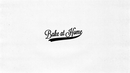 Bake at Home